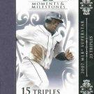 2008 Topps Moments & Milestones Curtis Granderson /150 Detroit Tigers