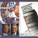 1993 Detroit Tigers Pocket Schedule WDIV 4 Budweiser Cecil Fielder Kell & Al Kaline