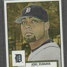 2006 Topps 52 Joel Zumaya Detroit Tigers Rookie