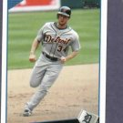 2009 Topps Updates & Highlights Clete Thomas Detroit Tigers