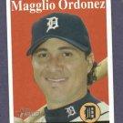 2007 Topps Heritage Magglio Ordonez Detroit Tigers