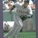 2008 Upper Deck Miguel Cabrera Detroit Tigers Team Check List