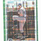 2010 Bowman Chrome Green Refractor Luke Putkonen Detroit Tigers ROOKIE