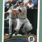 2011 Topps Brandon Inge Detroit Tigers