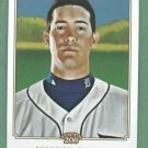2010 Topps 206 Rick Porcello Detroit Tigers