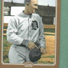 2010 Topps 206 Ty Cobb Gold Detroit Tigers