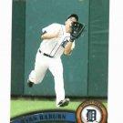 2011 Topps Ryan Raburn Detroit Tigers