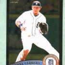 2011 Topps Wal Mart Black Miguel Cabrera Detroit Tigers