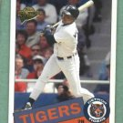 2005 Topps All Time Fan Favorites Lou Whitaker Detroit Tigers