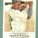 2009 Allen & Ginters Curtis Granderson Detroit Tigers Yankees SP