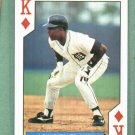 Lou Whitaker US Playing Card Detroit Tigers Oddball K Diamonds Oddball