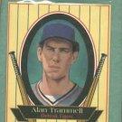 1993 Metz Bakery Alan Trammell Detroit Tigers Sealed Pack Oddball
