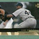 2000 Upper Deck Gold Reserve Tony Clark Detroit Tigers