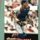 1994 Topps Stadium Club First Day Issue Chad Kreuter Detroit Tigers Rare