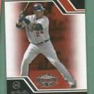 2008 Topps Triple Threads Miguel Cabrera Detroit Tigers #D / 1350