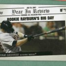 2008 Topps Year In Review Ryan Raburn Detroit Tigers