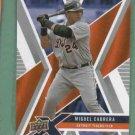 2008 Upper Deck X Miguel Cabrera Detroit Tigers # 40