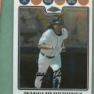 2008 Topps Chrome Magglio Ordonez Detroit Tigers #42