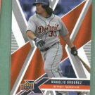 2008 Upper Deck X Magglio Ordonez Detroit Tigers # 42