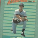 1988 Fleer All Stars Alan Trammell Detroit Tigers # 9