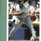 1994 Fleer Sunoco Cecil Fielder Detroit Tigers Oddball # 10