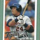 2010 Topps Miguel Cabrera Detroit Tigers