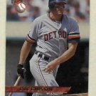 1993 Fleer Ultra Kirk Gibson Detroit Tigers Diamondbacks
