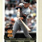 1993 Topps Gold Scott Livingstone Detroit Tigers