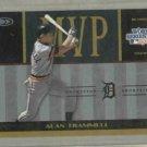 2004 Donruss World Series MVP 1984 Alan Trammell / 1000 Detroit Tigers