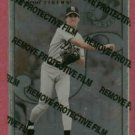 1996 Donruss Leaf Steel Travis Fryman Detroit Tigers Oddball #4 of 77