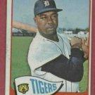 1965 Topps Willie Horton Detroit Tigers # 206