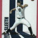 2004 Topps Pristine Kyle Sleeth Detroit Tigers Rookie # 176