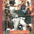 2000 Fleer Impact Dean Palmer Detroit Tigers # 37