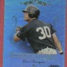 2007 Tri Star Elegance Ron Bourquin Detroit Tigers Rookie # 13