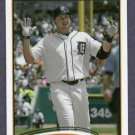 2012 Topps Jhonny Peralta Detroit Tigers # 54