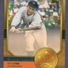 2012 Topps Golden Greats Ty Cobb Detroit Tigers # GG-18