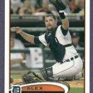 2012 Topps Series 1 Alex Avila Detroit Tigers # 213