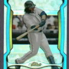 2009 Topps Finest Refractor Magglio Ordonez Detroit Tigers # 30 #D 54/399
