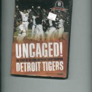 Uncaged 2006 DVD The Story Of American League Champion Detroit Tigers Brand New Sealed