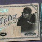 2012 Panini Prince Fielder Bat Card Detroit Tigers #40 #D /49