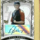 Rookie 2009 Bowman Sterling Autograph Auto Ryan Perry Detroit Tigers # BS-RP