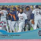 2013 Topps WalMart Detroit Tigers ALDS Game 5 Card # 42