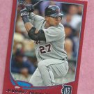 2013 Topps Baseball Target Red Jhonny Peralta Detroit Tigers # 327
