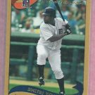 2002 Topps Traded Gold Dimitri Young Detroit Tigers # T56 #D /2002