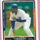 2005 Topps Baseball 1st Edition DimitriYoung Detroit Tigers # 185