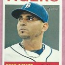 2013 Topps Heritage Omar Infante Detroit Tigers # 165