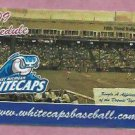 2009 West Michigan Detroit Tigers 5/3 Bank Pocket Schedule