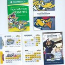 2012 2013 Toledo Walleye Mudhens Team Schedule AAA Detroit Tigers