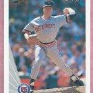 2012 Leaf Memories 1990 Buy Back Paul Gibson Detroit Tigers # 298   #D 4/5 RARE