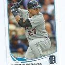 2013 Topps Baseball Jhonny Peralta Detroit Tigers # 327